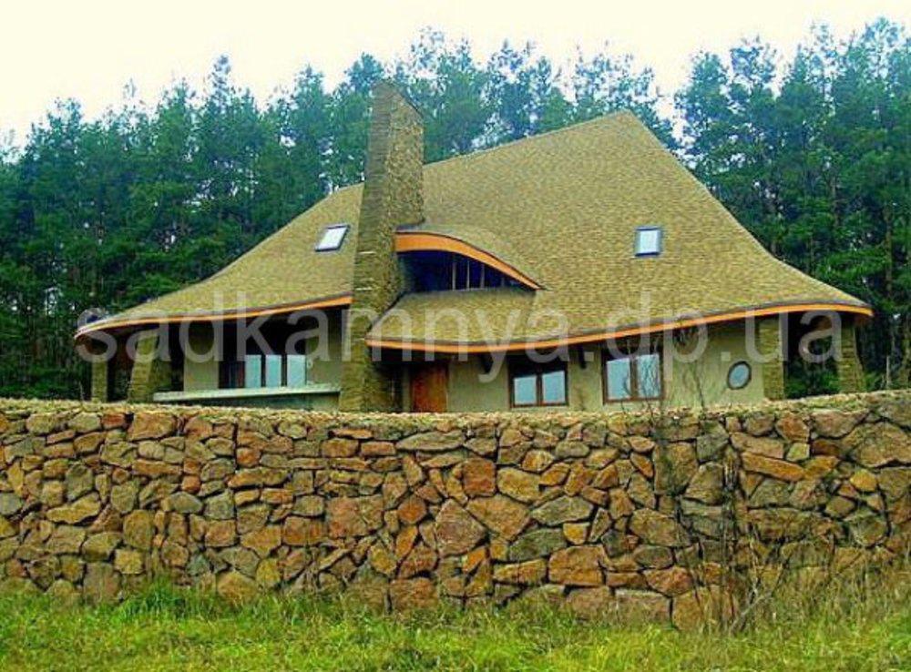 Как построить каменный дом дешево и красиво проекты